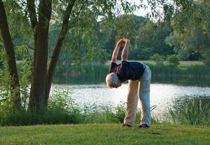 Exercices physiques pour les séniors